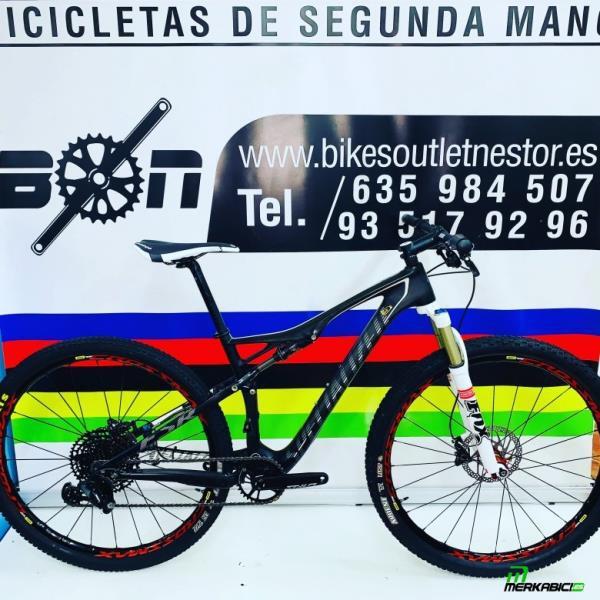 Bicicleta Specialized Epic Fsr Carb243N Eagle Nuev