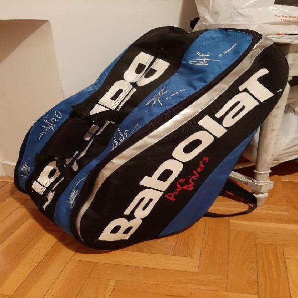 Bolsa/mochila de deporte para raquetas