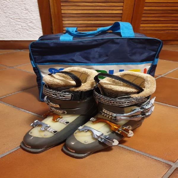 Botas de esquí - salomon performa 8 custom fit