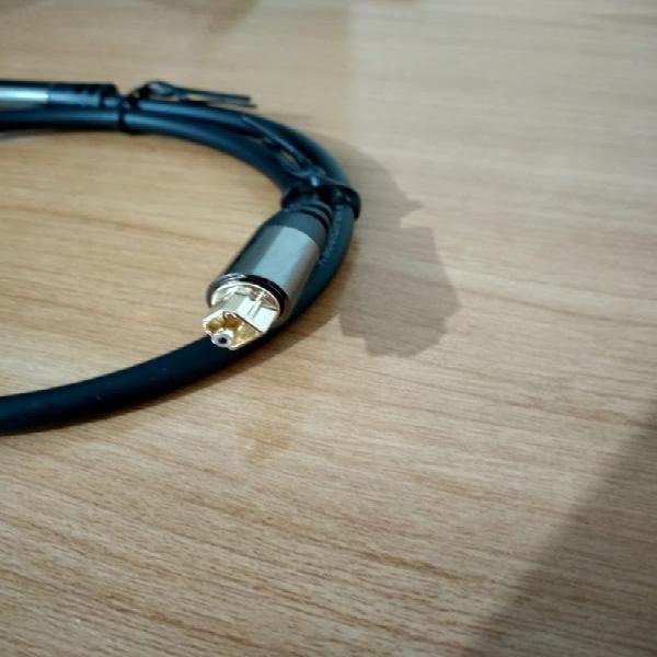 Cable óptico toslink audio (0,50 cm)