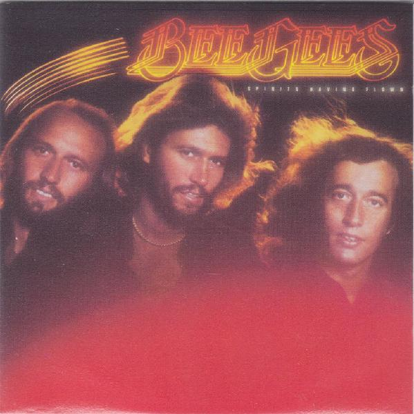 Cd bee gees - spirits havent flown