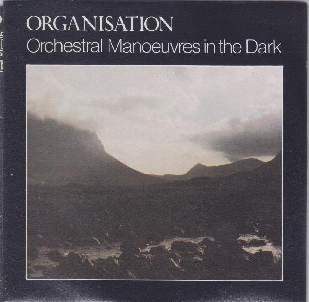 Cd orchestral manoeuvres in the dark- organisation