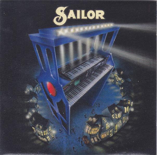 Cd sailor - sailor