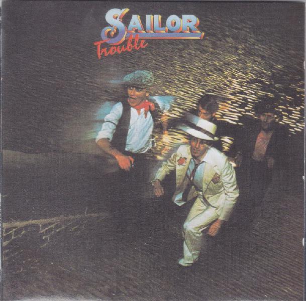 Cd sailor - trouble