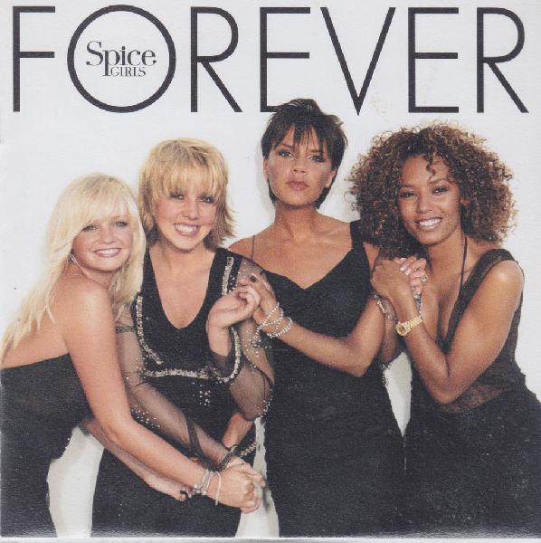 Cd spice girls - forever