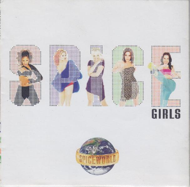 Cd spice girls - spiceworld