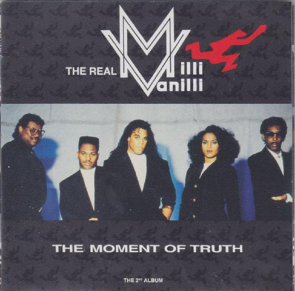 Cd the real milli vanilli - moment of truth