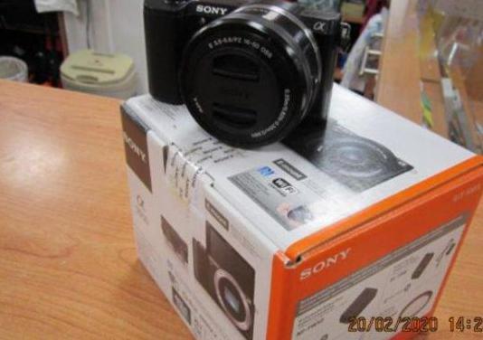 Camara fotos reflex digital sony a5000