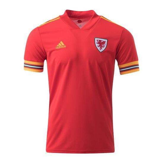 Camiseta gales 2020 en añana