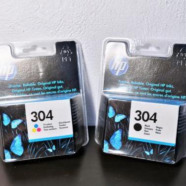 Cartuchos tinta hp 304 impresoras deskjet y envy