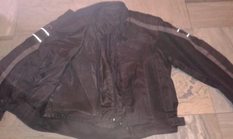 Cazadora chaqueta moto alta gama, 3 capas (xl)
