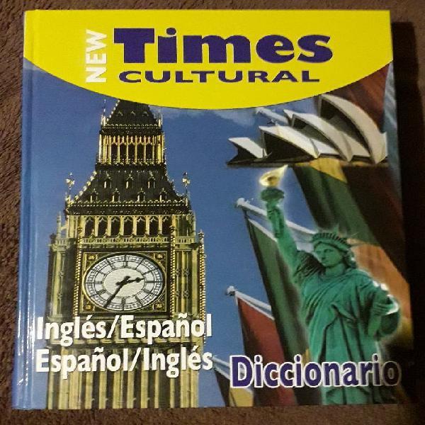 Diccionario inglés y español