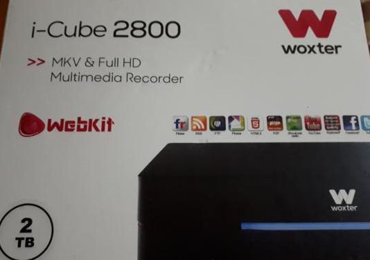 Disco duro multimedia 2tb
