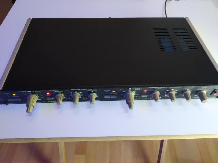 Excitador de audio spl vitalizer sx2