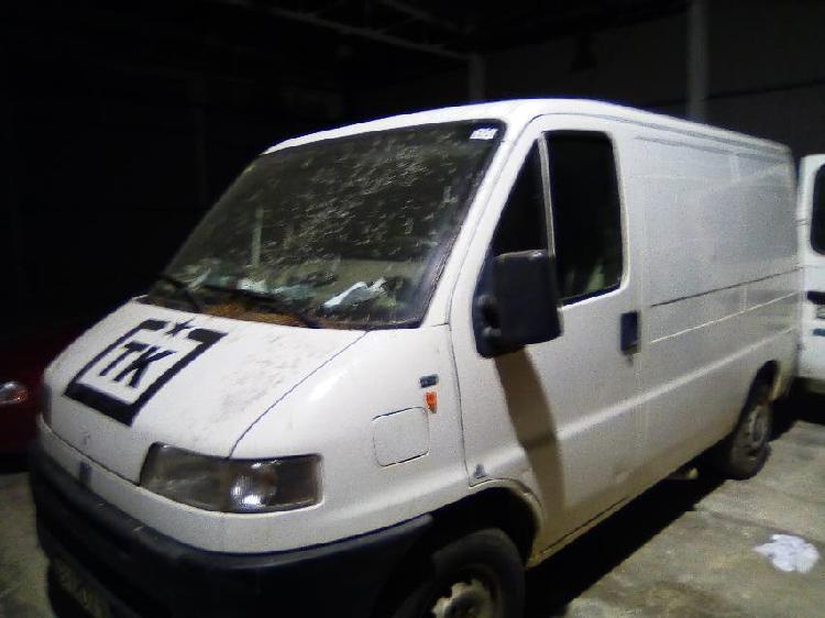 Fiat ducato 2000