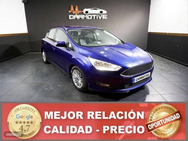 Ford C-Max 1.5 TDCi 88kW 120CV Trend de 2016 con 130.000 Km