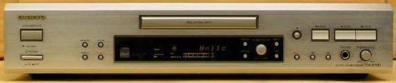 Grabador cd audio onkyo dx-r700