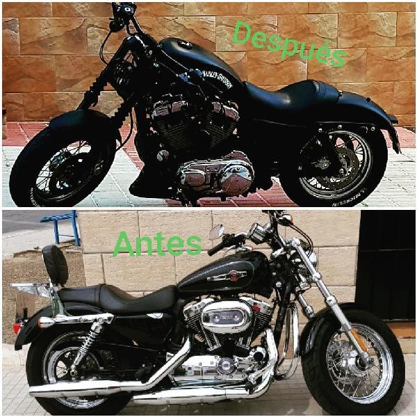 Harley davidson sportster 1200c.c xl