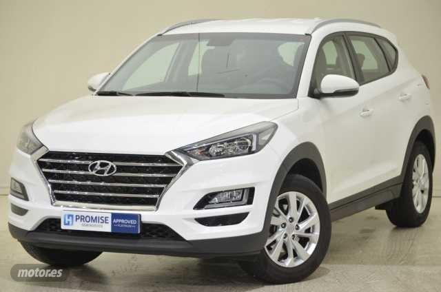 Hyundai Tucson FL GDI 1.6 131CV KLASS de 2019 con 5.314 Km