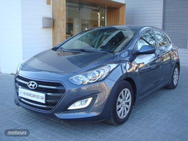 Hyundai i30 1.4 MPI BD Tecno 25 Aniversario 100cv. de 2016