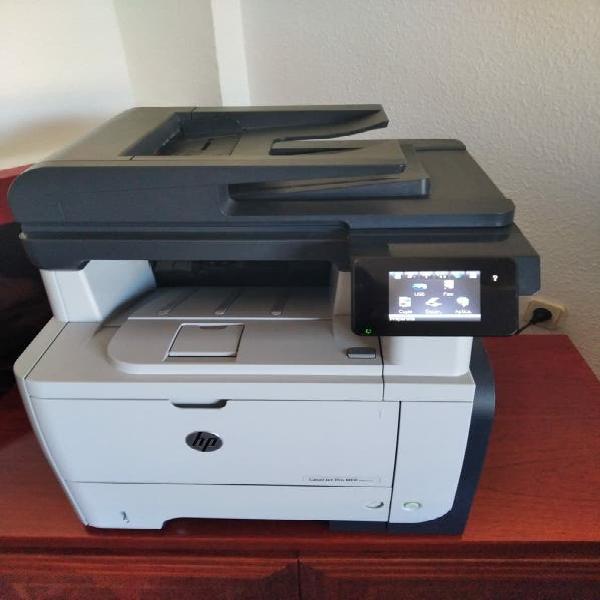 Impresora hp laserjet pro mfp m521dw