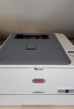 Impresora oki c530dn