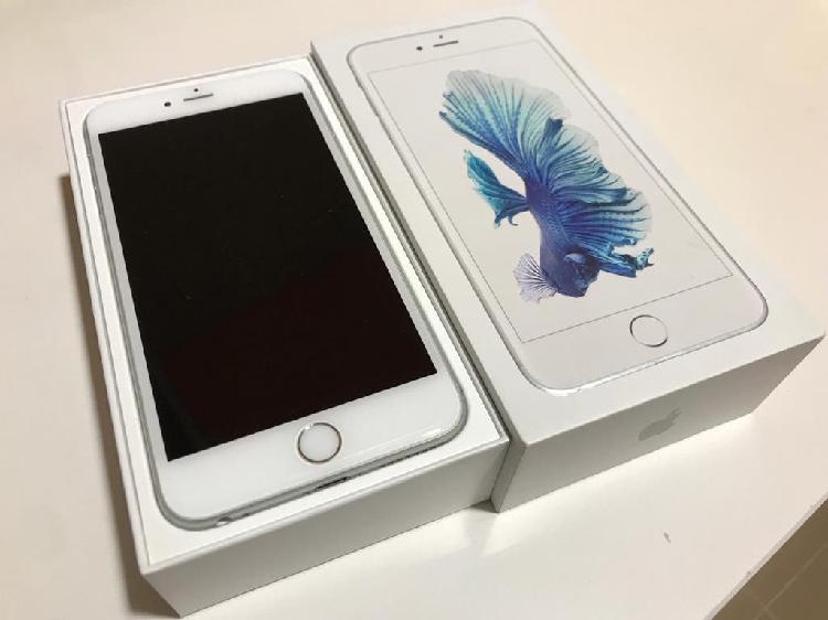 Iphone 6s 64gb gris plata