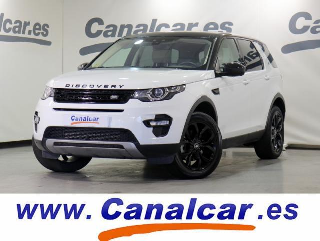 Land Rover Discovery 2.0L TD4 HSE 4x4 110 kW (150 CV)