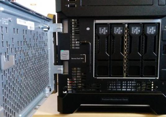 Microservidor hp microserver gen8