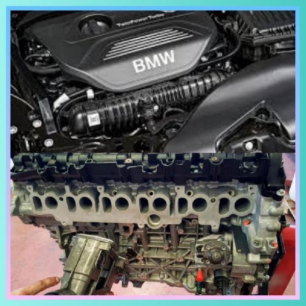Motor bmw n47d20a n47d20c 306d3 306d2