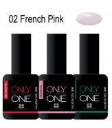 Only one 02 french pink