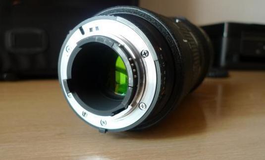 Objetivo nikon ed-af 80-200 f/2.8 d