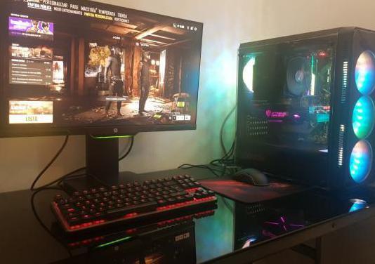 Pc gaming i5-9500f 9° 16g ddr4 gtx 1070 8g