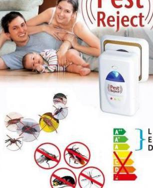 Pest reject, repelente ultrasonico