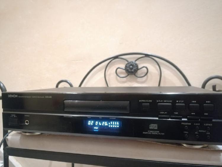Reproductor cd denon dcd-435
