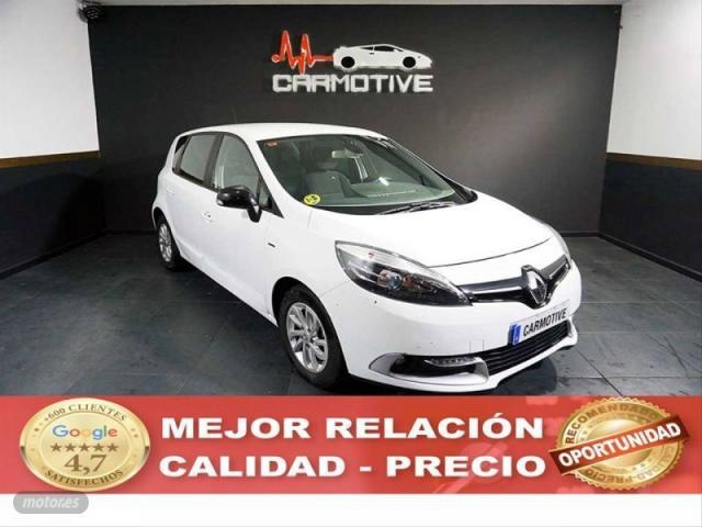 Renault Scenic LIMITED Energy dCi 130 Euro 6 de 2015 con