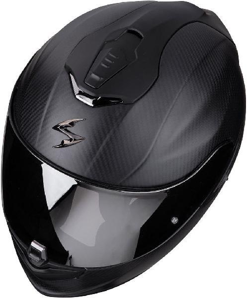 Scorpion exo 1400 air carbon casco negro mate