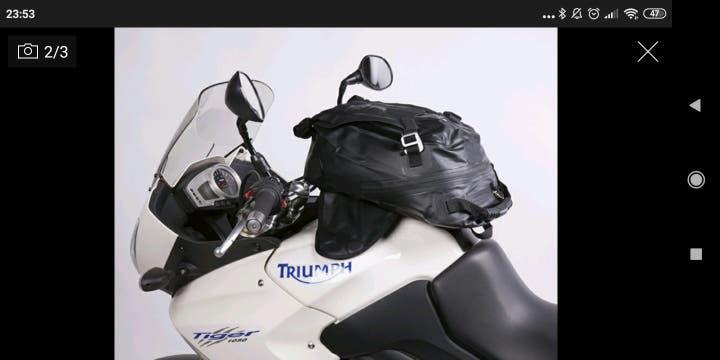 Shad-zulupack bolsa sobre depósito mochila