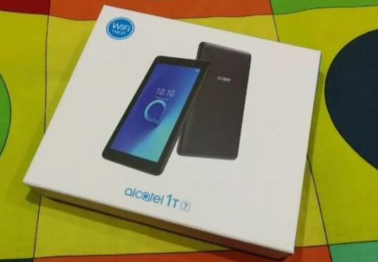 Tablet alcatel 1t 7 pulgadas wifi negro
