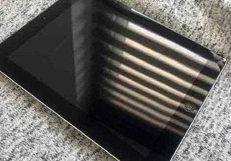 Tablet ipad de apple 16 gigas