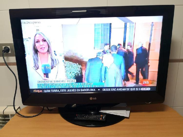 Television lg como nueva