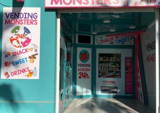 Tienda de vending