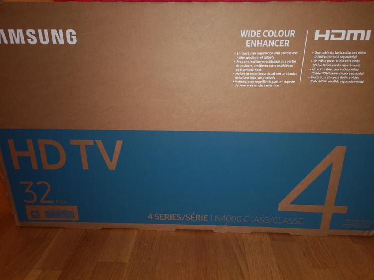 Tv samsung hd tv 32 pulgadas nuevo