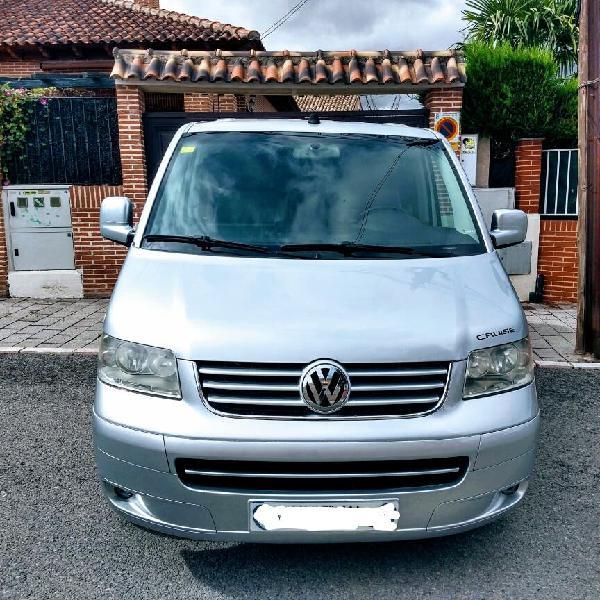 Volkswagen multivan t5 entrego informe de trafico