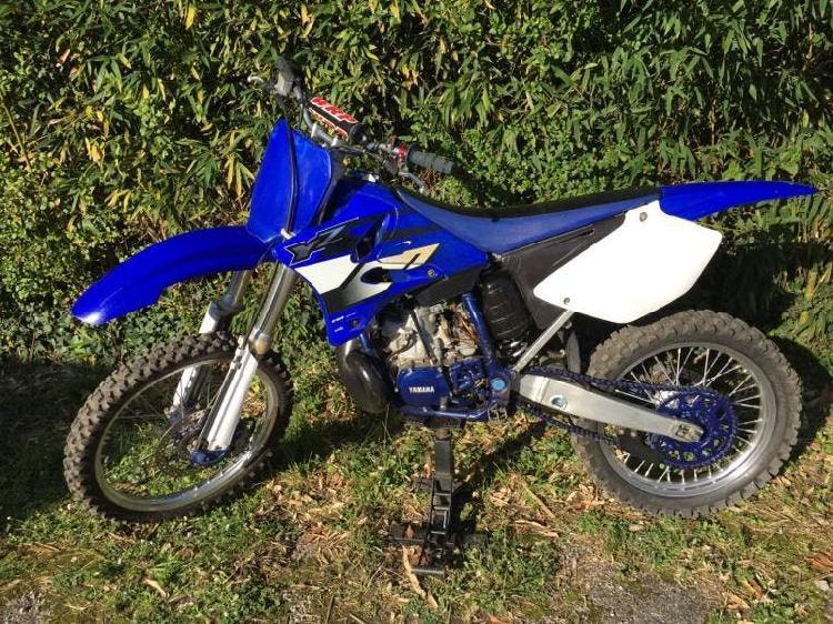 Yamaha yz250 2004