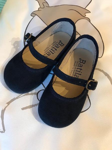 Zapatos bebé niña batilas