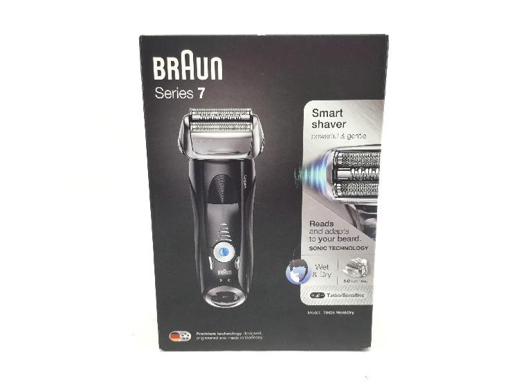 Afeitadora electrica braun series 7-7842s