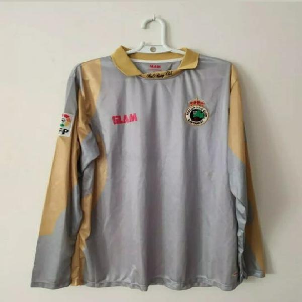 Camiseta del racing de santander