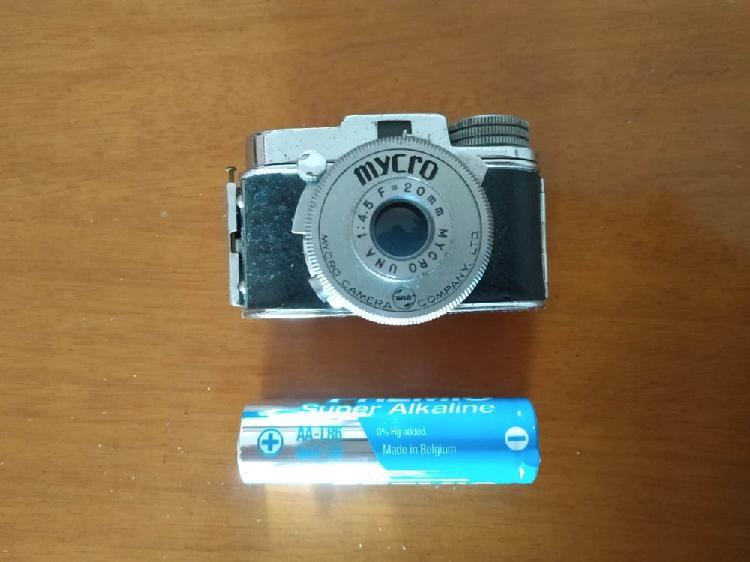 Cámara fotos mycro camera