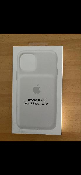 Iphone 11 pro smart battery case. producto nuevo.
